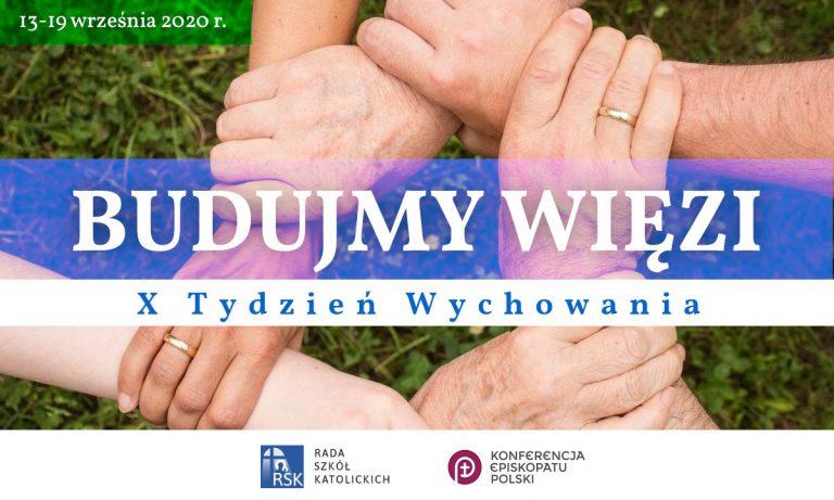 Tydzień Wychowania 13 – 19.09.2020r.