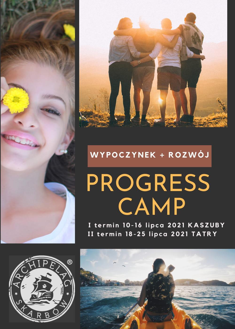 Obozy letnie Progress Camp