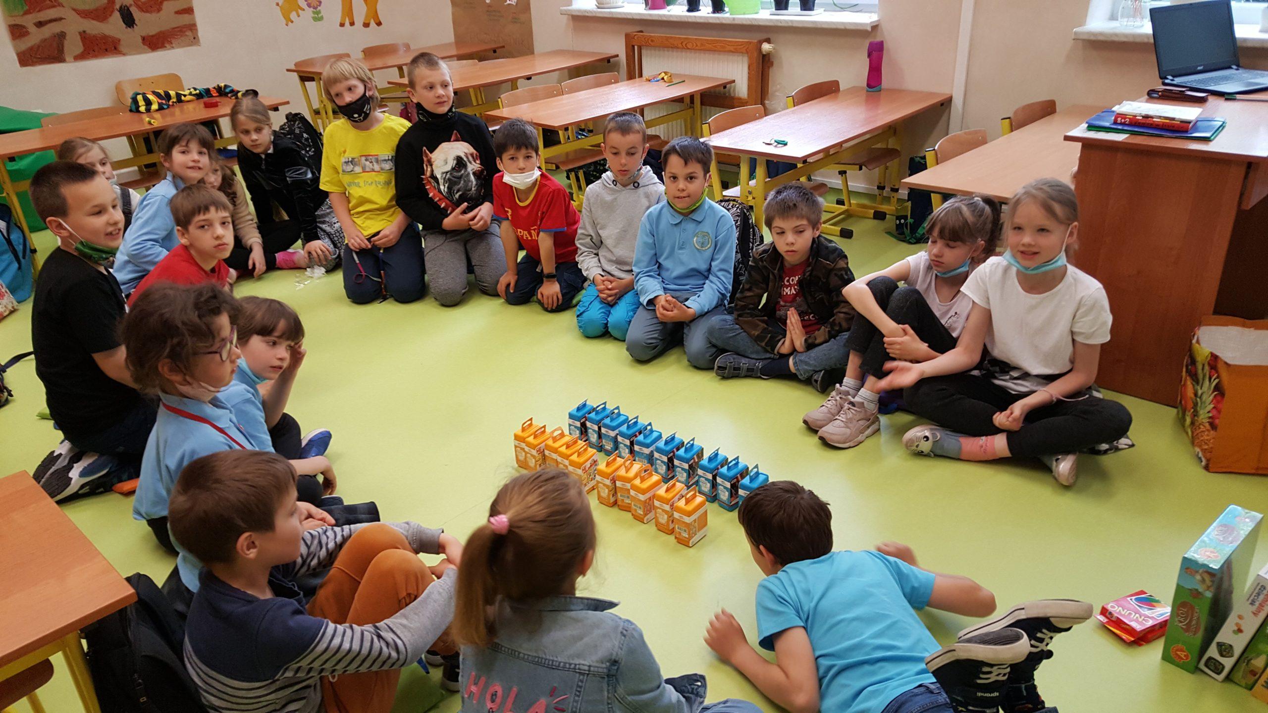 Dzień Dziecka w naszej klasie