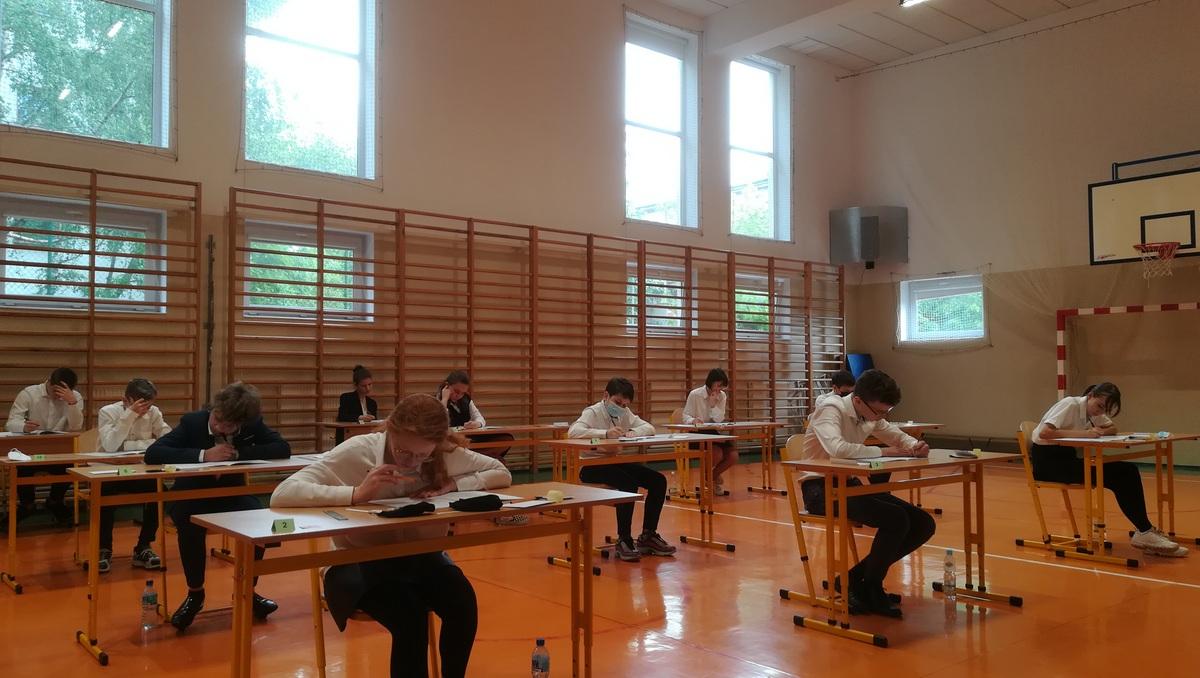 Egzamin 8-klasisty